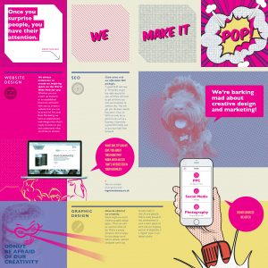 Our new creative brochure!