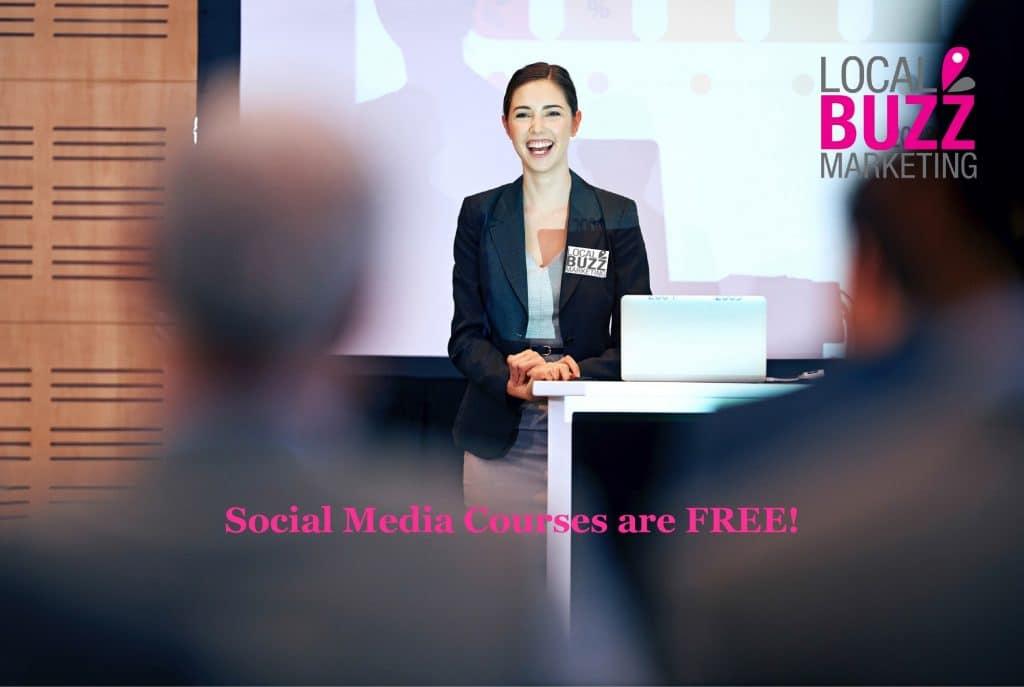 Social Media FREE courses