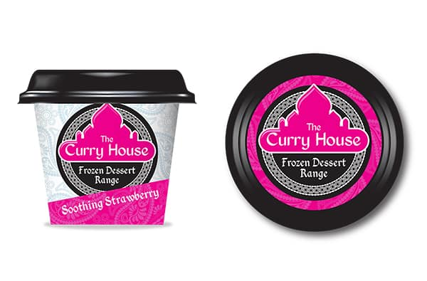The Curry House: Branding / Consumer Packaging